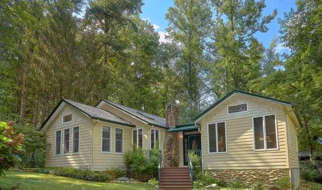 657 Red Bud Lane, Gatlinburg, TN 37738 (#1156555) :: Realty Executives Associates