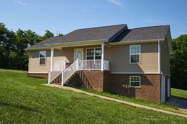 707 Privet Drive, Dandridge, TN 37725 (#1156611) :: JET Real Estate