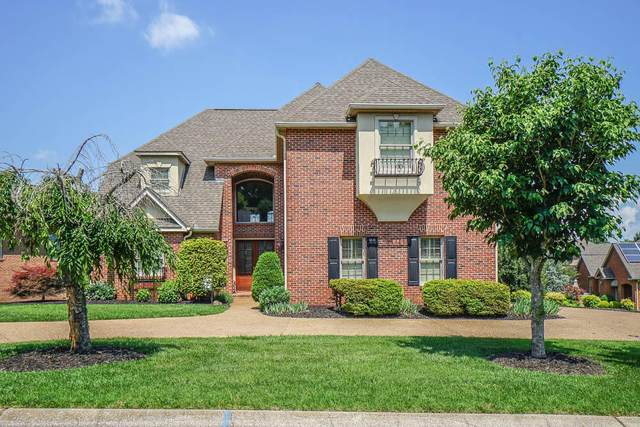 250 Savannah Park Drive, Maryville, TN 37803 (#1156626) :: Catrina Foster Group