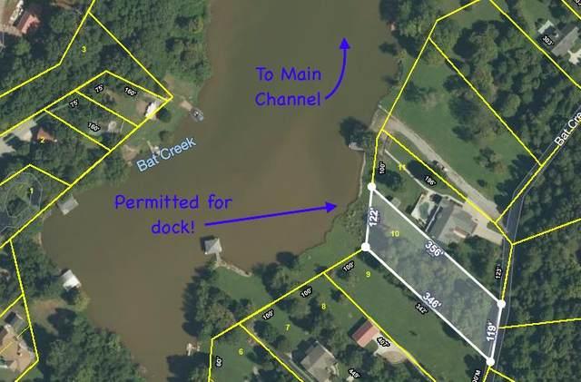 173 Bat Creek Shores Lane, Vonore, TN 37885 (#1156654) :: Catrina Foster Group