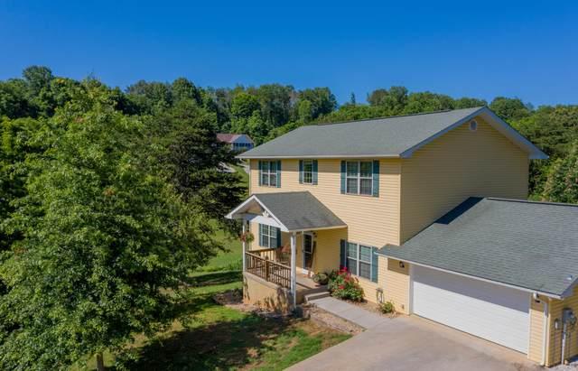 744 Haley Woods Dr Drive, Kodak, TN 37764 (#1156699) :: Tennessee Elite Realty