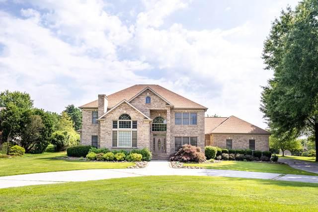 1650 W Whitney Circle, Alcoa, TN 37701 (#1156733) :: Tennessee Elite Realty