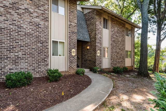 3636 Taliluna Ave #502, Knoxville, TN 37919 (#1156812) :: JET Real Estate
