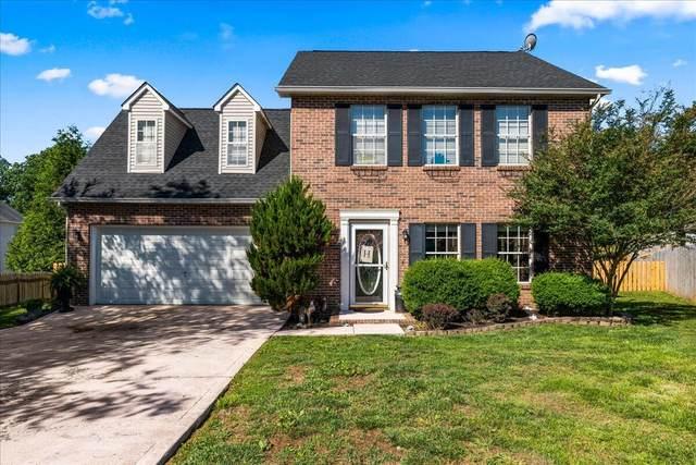 8305 Garden Terrace Lane, Powell, TN 37849 (#1156846) :: JET Real Estate