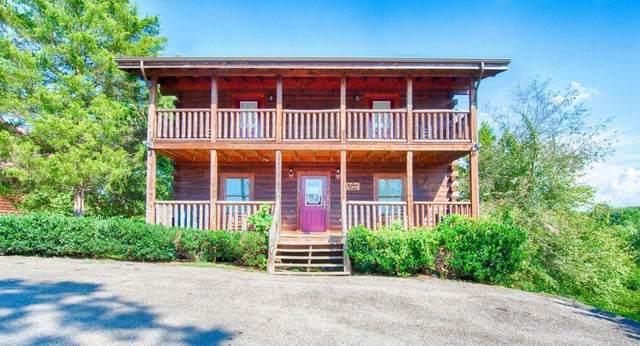 1520 Rainbow Ridge Way, Sevierville, TN 37862 (#1156867) :: The Terrell-Drager Team