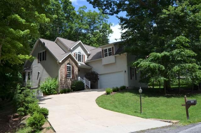 166 Markham Lane, Crossville, TN 38558 (#1156906) :: JET Real Estate