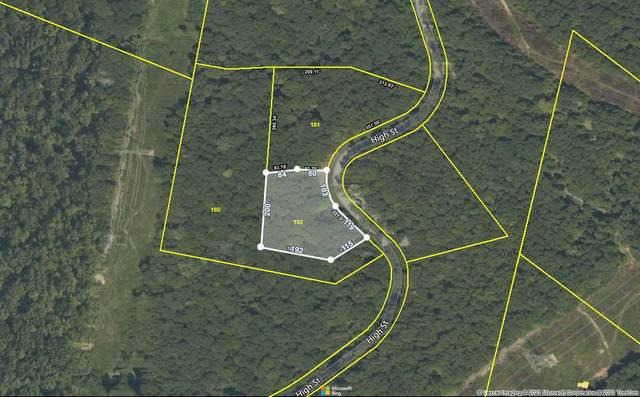Lot 182 High St, Kingston, TN 37763 (#1156929) :: Realty Executives Associates
