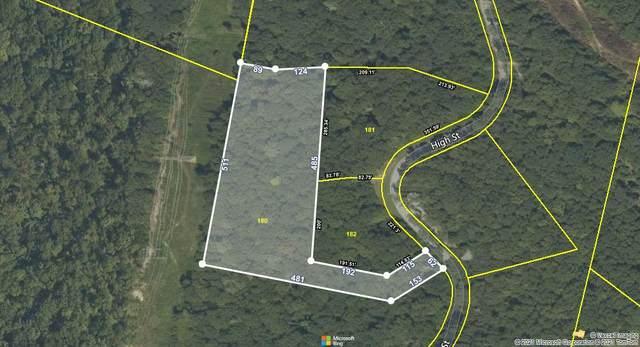 Lot 180 High St, Kingston, TN 37763 (#1156938) :: Realty Executives Associates