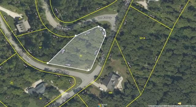 Lot 43 Kings Close, Kingston, TN 37763 (#1156970) :: Realty Executives Associates