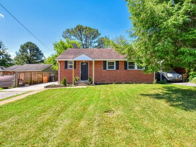 836 Tipton Ave, Knoxville, TN 37920 (#1156984) :: Cindy Kraus Group | Realty Executives Associates