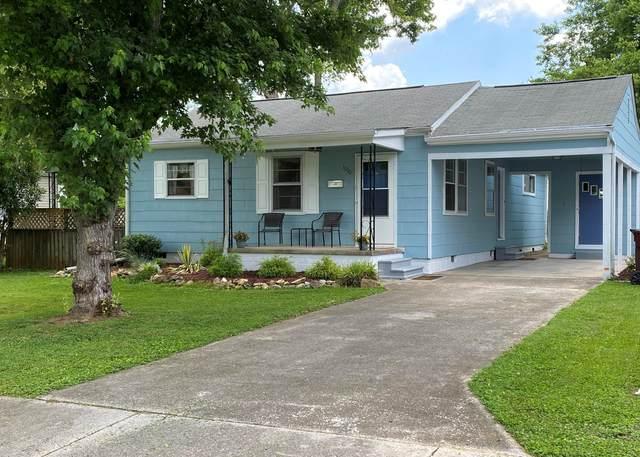 1010 Cherry St, Alcoa, TN 37701 (#1157016) :: JET Real Estate