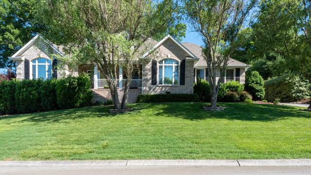 1810 Kelton Lane, Maryville, TN 37803 (#1157043) :: JET Real Estate