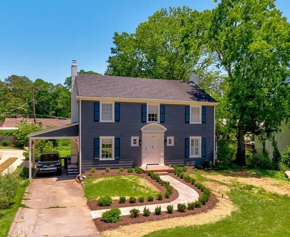 1114 E Nokomis Circle, Knoxville, TN 37919 (#1157100) :: JET Real Estate