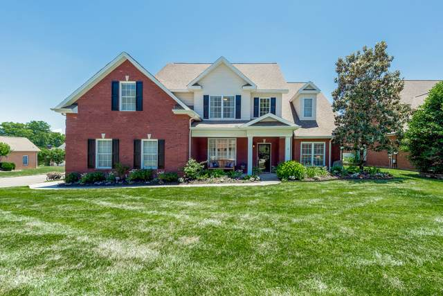 5609 Cypress Tree Lane, Knoxville, TN 37918 (#1157120) :: Tennessee Elite Realty