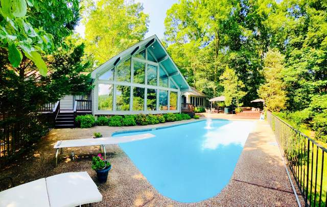 12134 Yarnell Rd, Knoxville, TN 37932 (#1157154) :: Billy Houston Group