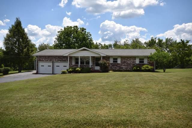 533 Kyker Circle, Seymour, TN 37865 (#1157211) :: JET Real Estate