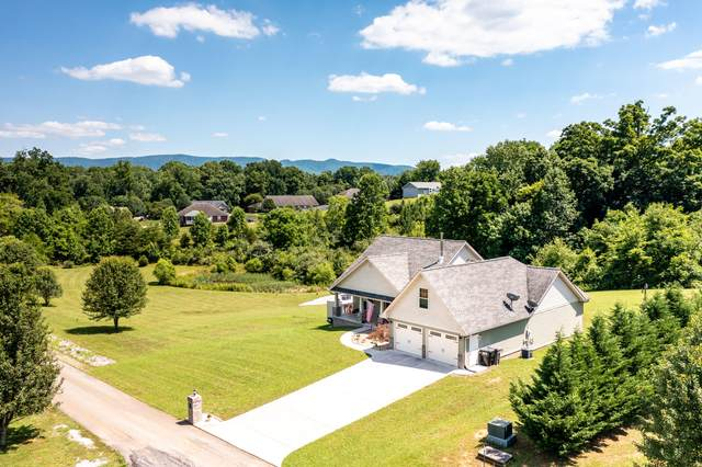 1829 Spencer Drive, Maryville, TN 37801 (#1157223) :: JET Real Estate