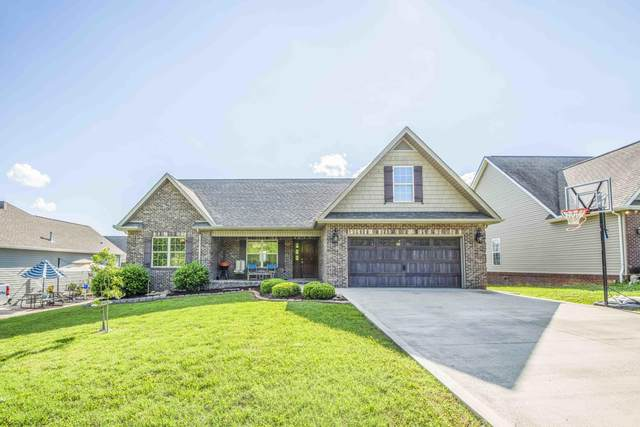 141 Millstone Circle, Clinton, TN 37716 (#1157251) :: JET Real Estate