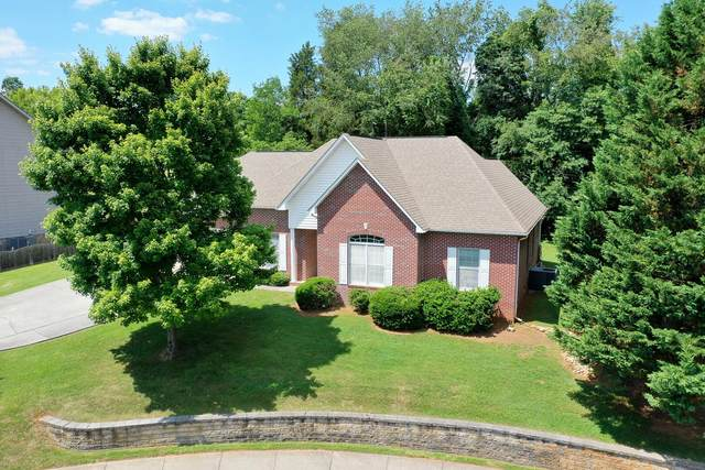 838 Somerset Drive, Maryville, TN 37803 (#1157253) :: Tennessee Elite Realty