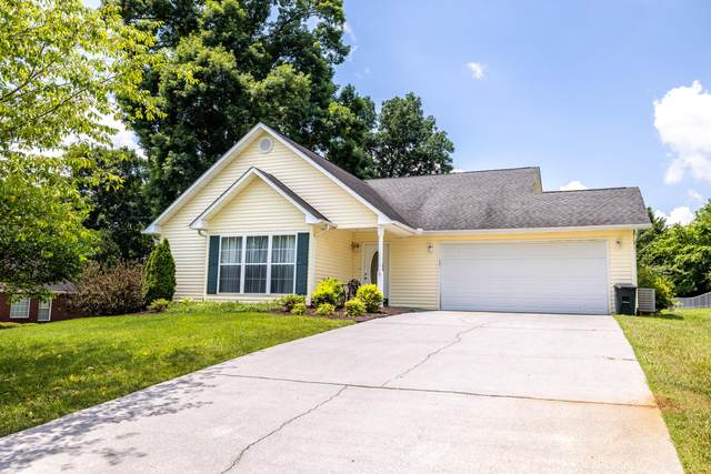 1437 Chessingham Drive, Maryville, TN 37801 (#1157353) :: Tennessee Elite Realty