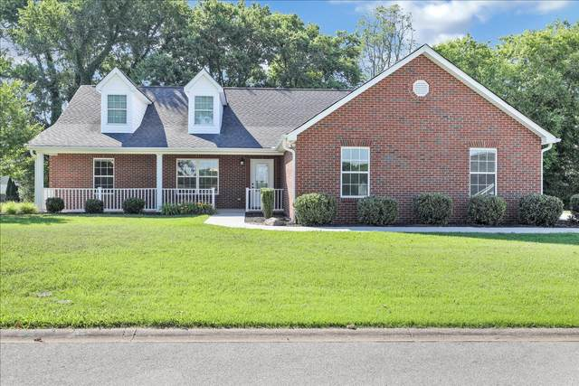 1410 Briarwood Drive, Sevierville, TN 37876 (#1157364) :: Tennessee Elite Realty
