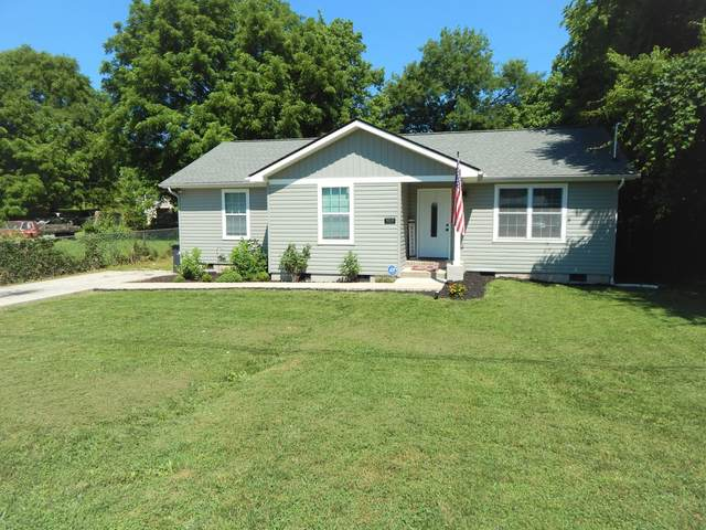 5119 NW Trescott Drive, Knoxville, TN 37921 (#1157374) :: JET Real Estate