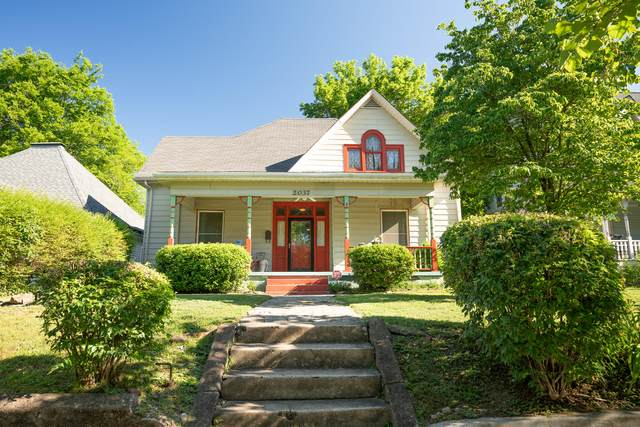 2037 Jefferson Ave, Knoxville, TN 37917 (#1157378) :: A+ Team