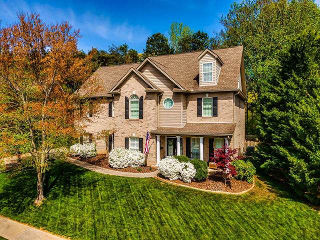 932 Andover View Lane, Knoxville, TN 37922 (#1157400) :: Tennessee Elite Realty