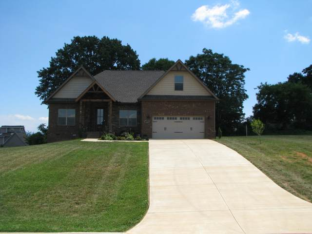 362 Fairway Drive, Dandridge, TN 37725 (#1157402) :: JET Real Estate