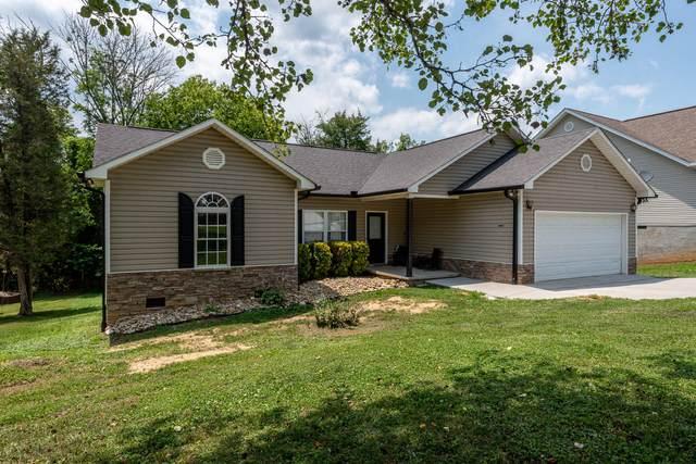 134 Flag Stone Way, Clinton, TN 37716 (#1157425) :: Tennessee Elite Realty
