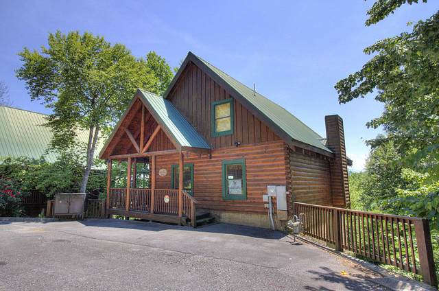 4463 Forest Vista Way, Pigeon Forge, TN 37863 (#1157428) :: Tennessee Elite Realty