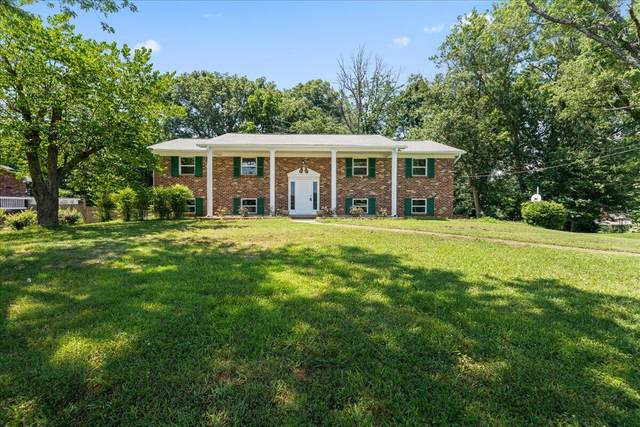 6313 Bowstring Trail, Knoxville, TN 37920 (#1157469) :: Tennessee Elite Realty