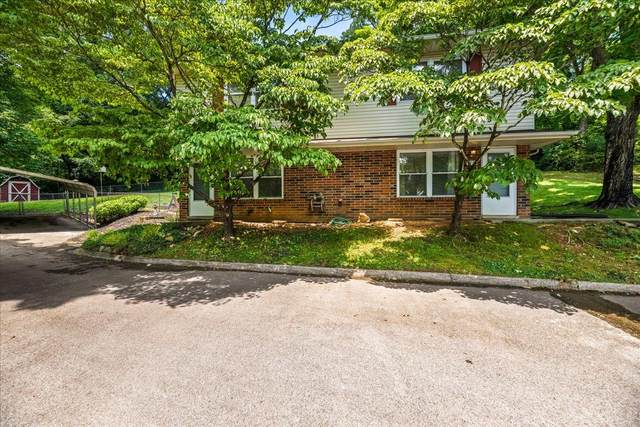 5732&5734 Woodleaf Drive, Knoxville, TN 37912 (#1157504) :: Cindy Kraus Group | Realty Executives Associates