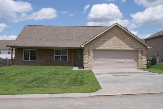 1216 Bastogne Drive, Maryville, TN 37801 (#1157666) :: JET Real Estate