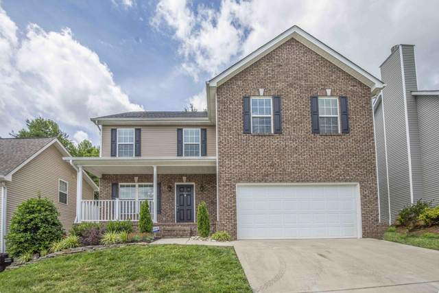 7363 Calla Crossing Lane, Knoxville, TN 37918 (#1157735) :: Tennessee Elite Realty