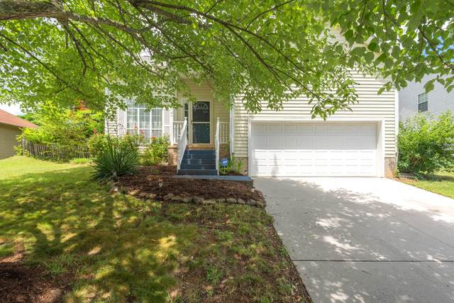 1417 Pheasants Glen Drive, Knoxville, TN 37923 (#1157755) :: JET Real Estate