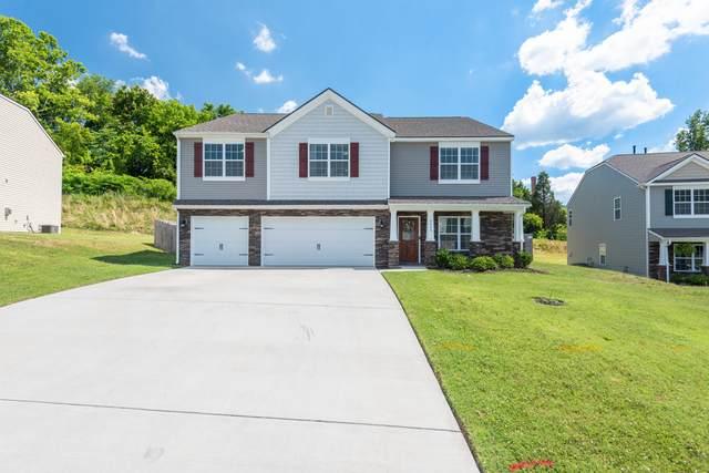 5433 Calvert Lane, Knoxville, TN 37918 (#1157787) :: JET Real Estate