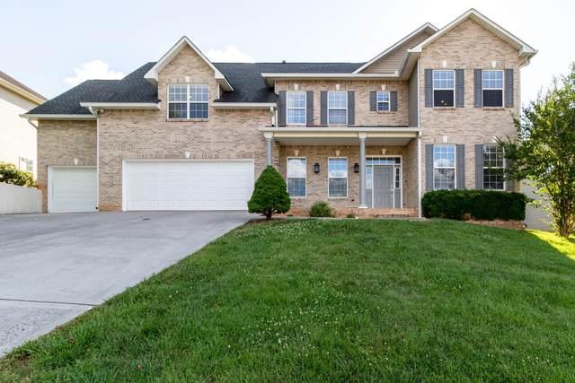 1229 Walnut Branch Lane, Knoxville, TN 37922 (#1157820) :: Catrina Foster Group