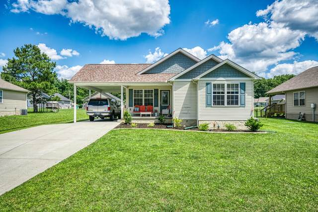 266 County Garage Rd, Crossville, TN 38555 (#1157863) :: JET Real Estate