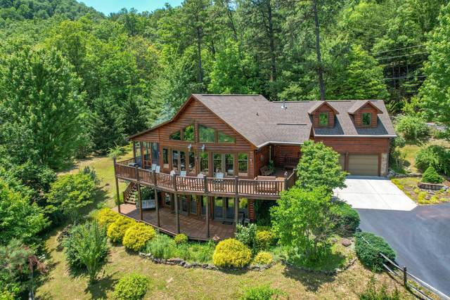 4264 Round Top Way, Sevierville, TN 37862 (#1157896) :: The Terrell-Drager Team