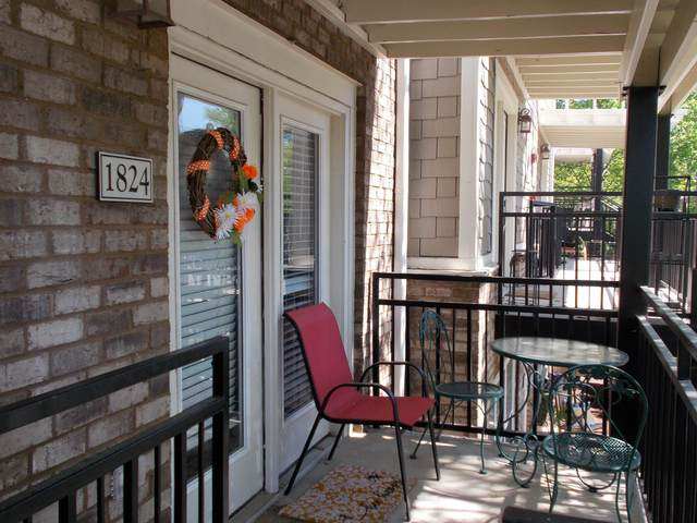 1101 Tree Top Way #1824, Knoxville, TN 37920 (#1158175) :: Shannon Foster Boline Group