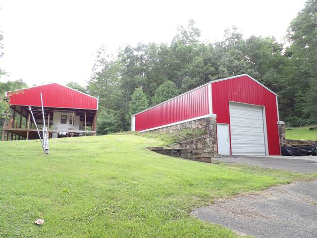 1287 Laurel Lick Rd Rd, Sevierville, TN 37862 (#1158267) :: Billy Houston Group
