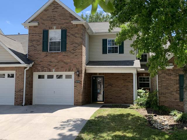 6769 La Christa Way, Knoxville, TN 37921 (#1158281) :: Shannon Foster Boline Group