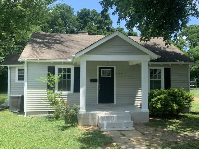 2515 NW Croydon Rd, Knoxville, TN 37921 (#1158282) :: JET Real Estate
