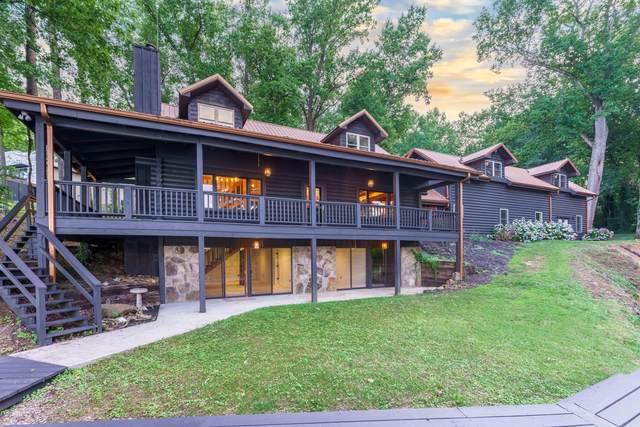 1 Old Bowman Bend Drive, Harriman, TN 37748 (#1158286) :: Cindy Kraus Group | Realty Executives Associates
