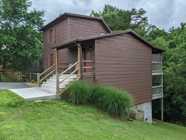 506 Hideaway Ridge Circle, Sevierville, TN 37862 (#1158309) :: The Terrell-Drager Team
