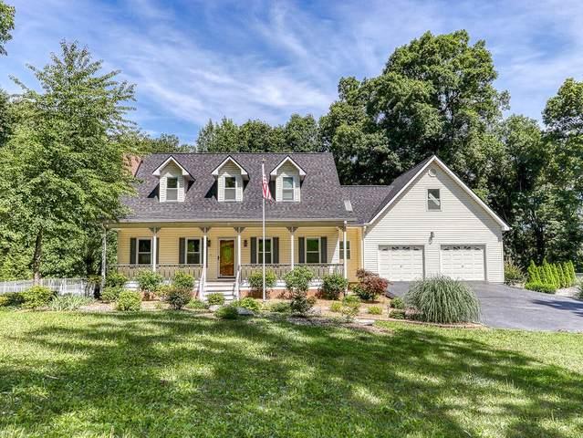 640 Armstrong Drive, Dandridge, TN 37725 (#1158312) :: JET Real Estate