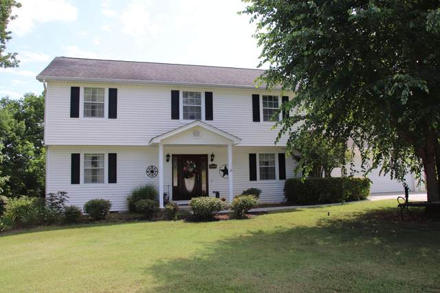 810 Deep Springs Rd, Knoxville, TN 37932 (#1158316) :: JET Real Estate