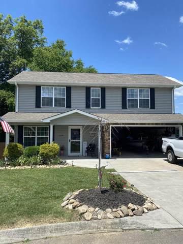 1116 Stone Creek Lane, Sevierville, TN 37876 (#1158318) :: JET Real Estate