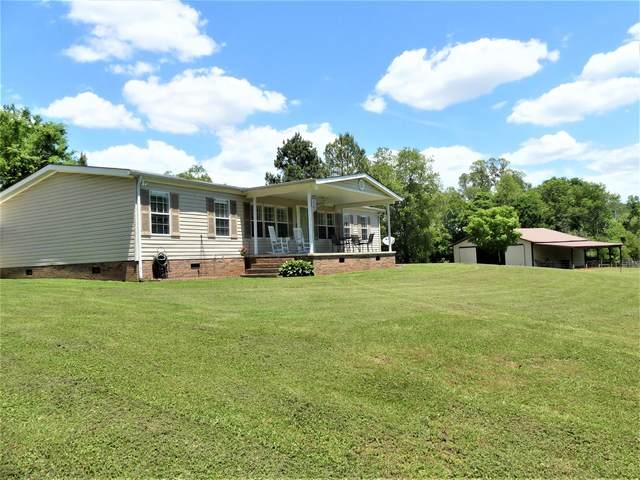 2185 Guinn Narrows Rd, Decatur, TN 37322 (#1158419) :: Billy Houston Group
